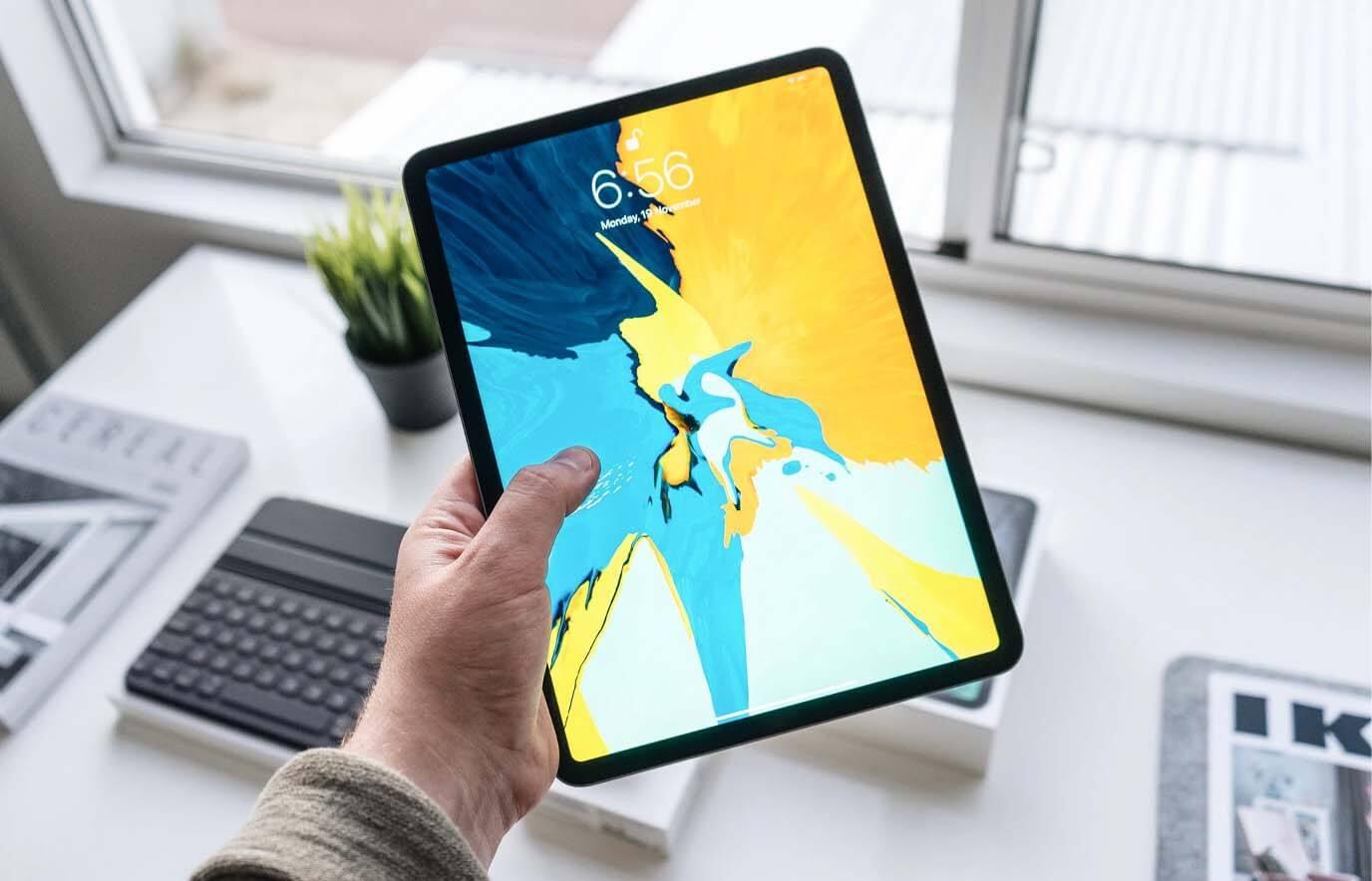 10 jaar Apple iPad