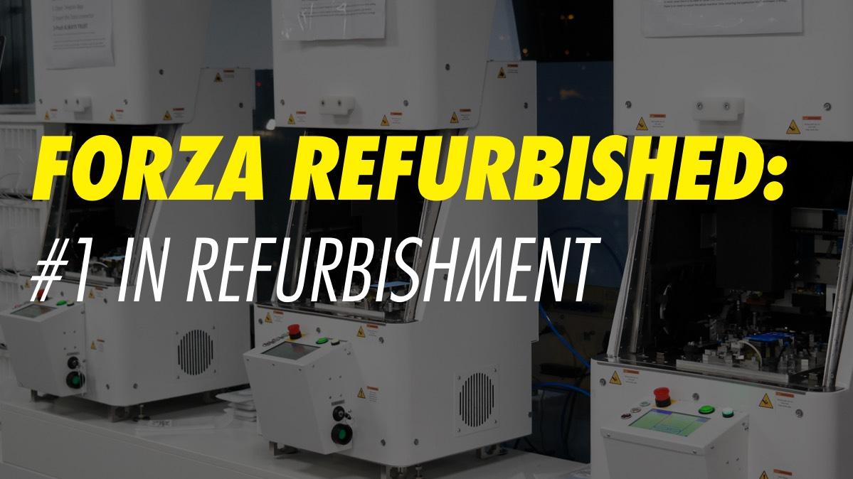 Forza Refurbished: de nummer #1 refurbished Apple leverancier