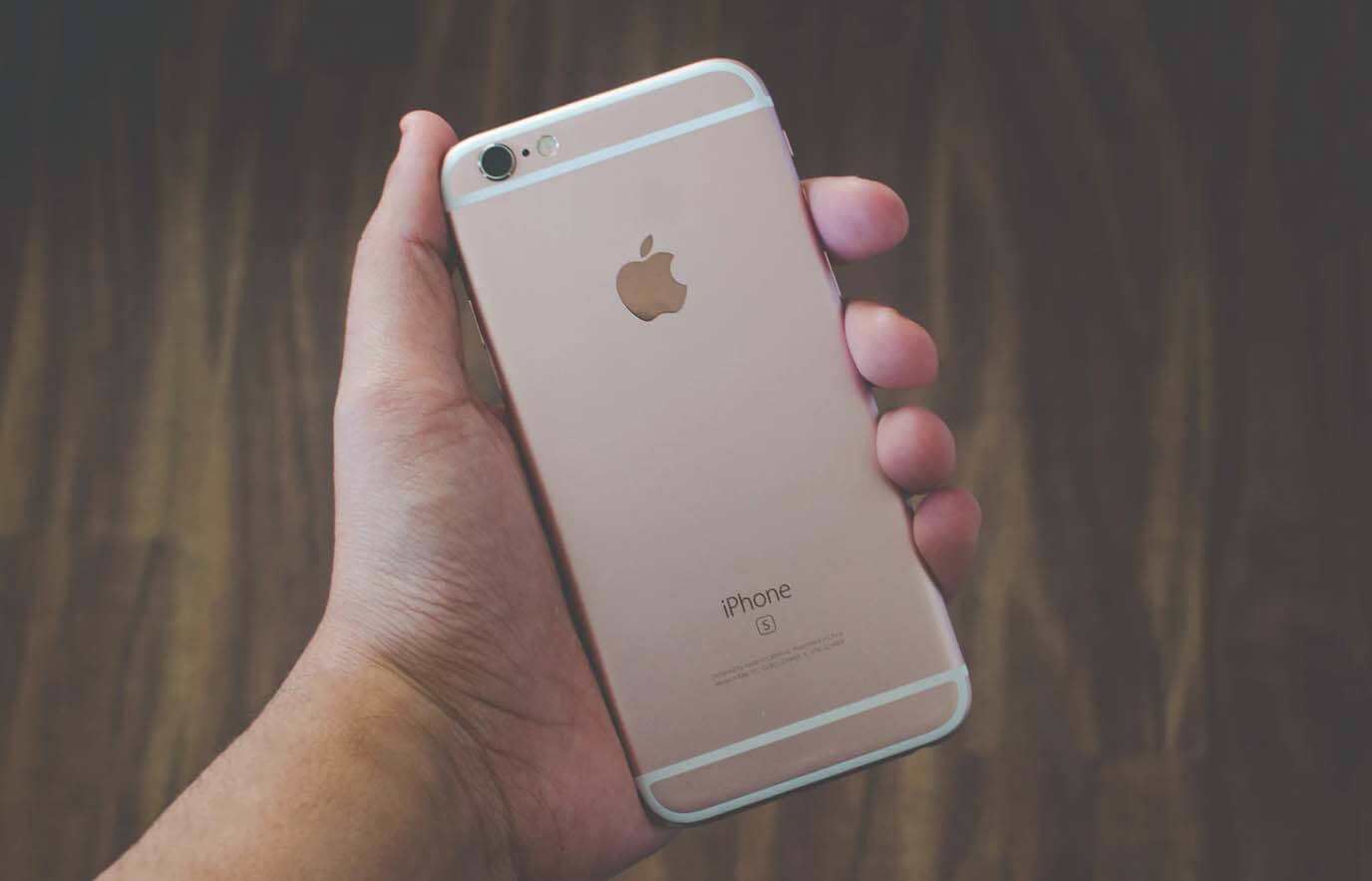 Is de iPhone 6S nog bruikbaar in 2020?