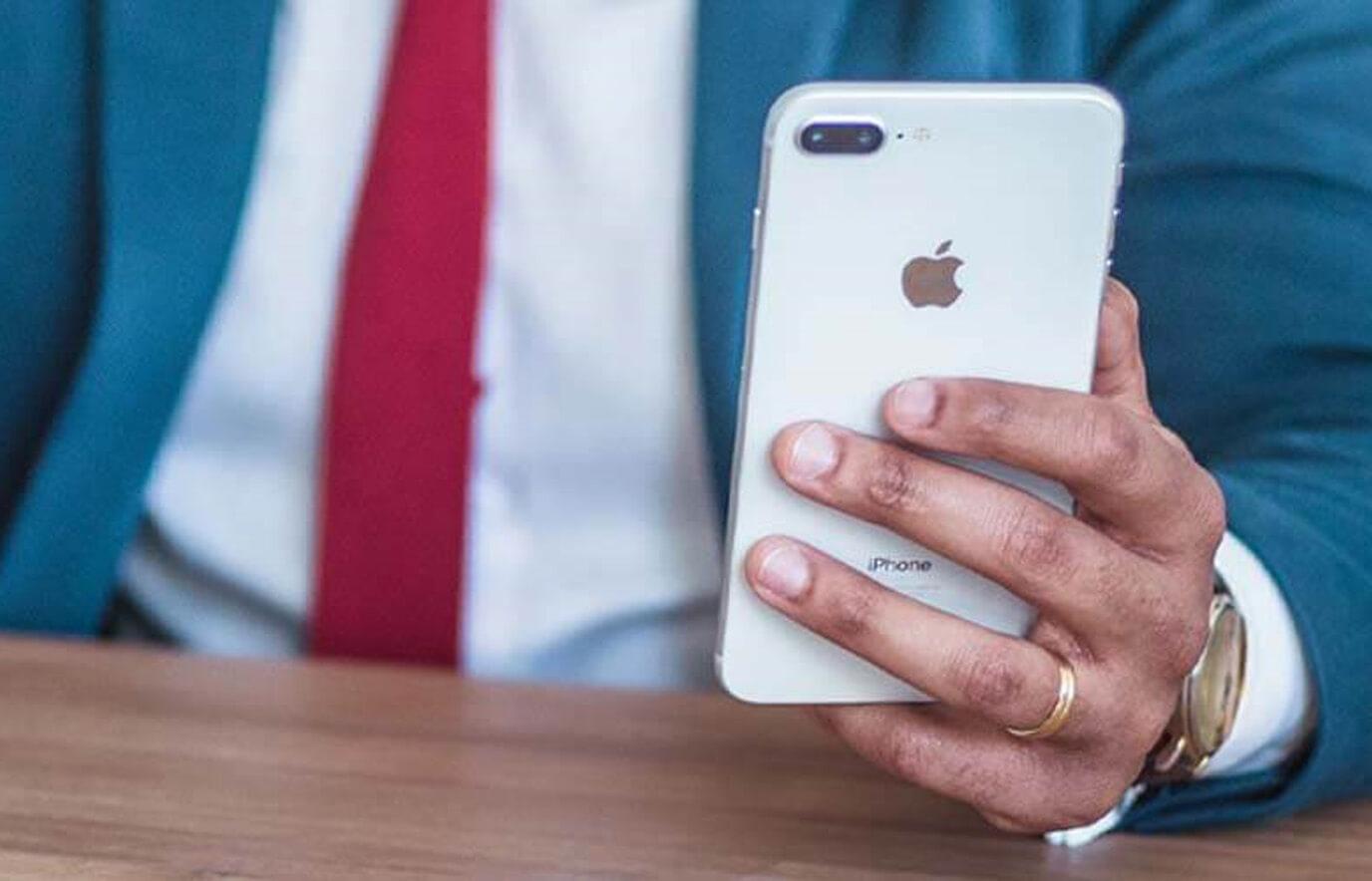 iPhone zakelijk gebruiken
