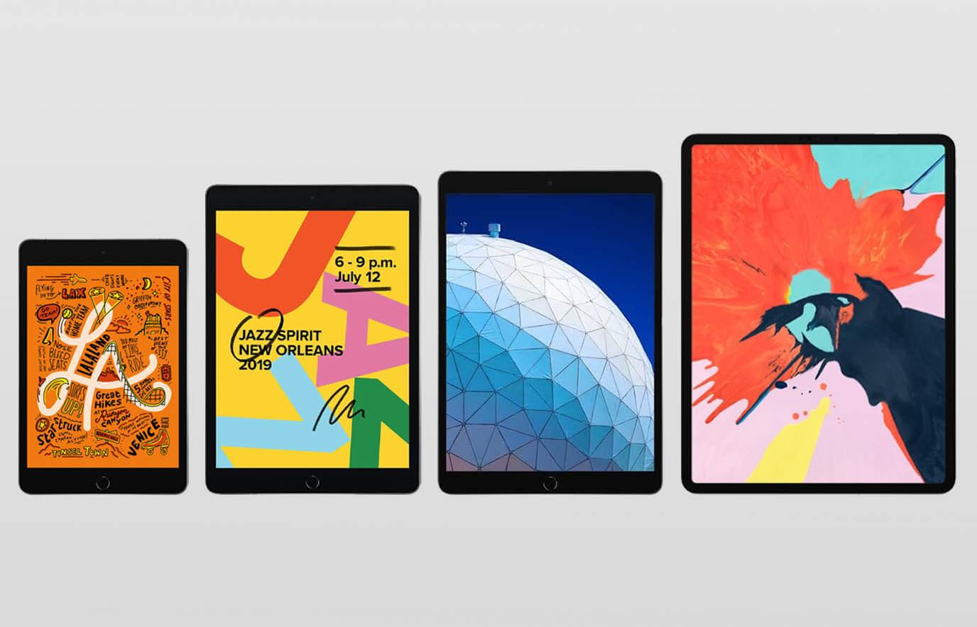 Welke iPad moet ik kopen?