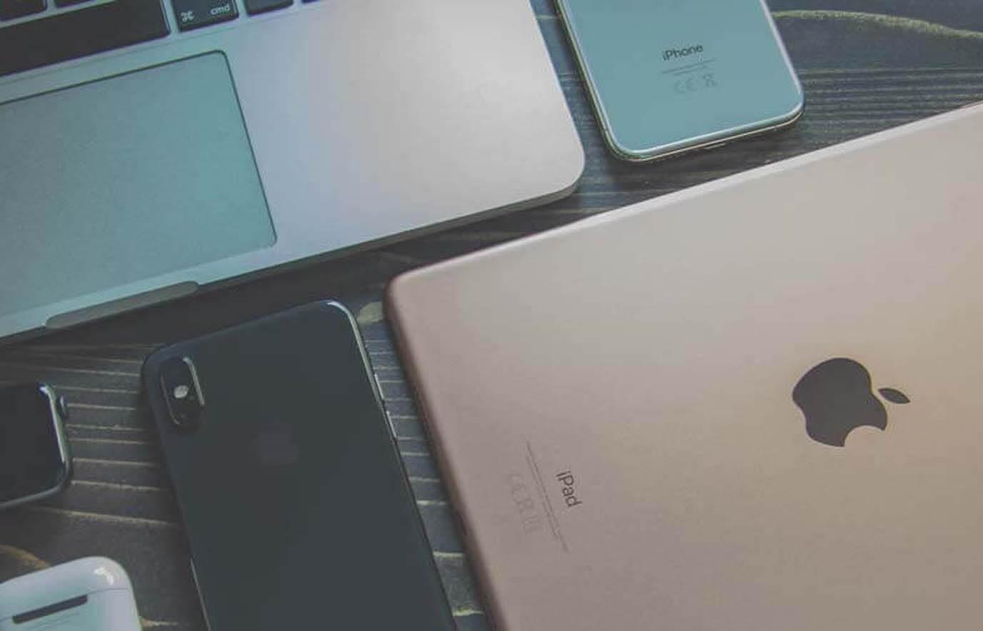 iPhone, iPad en MacBook afschrijven, zo zit dat