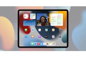 iPadOS 15 Apple