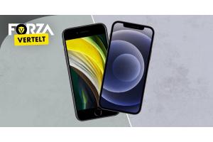 iPhone SE 2020 vs iPhone 12 Mini
