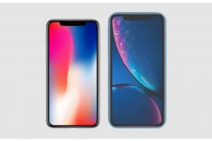 Verschil tussen iPhone X en XR