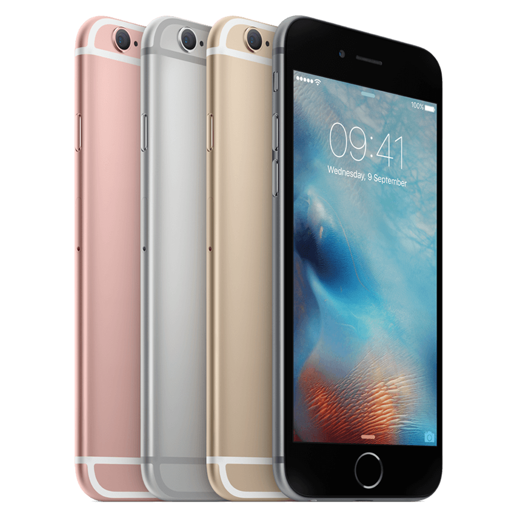 refurbished iphone 6s kleuren