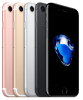 De iPhone 7 in het rose gold, silver, gold, black en jet black