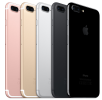 De iPhone 7 Plus in het rose gold, silver, gold, black en jet black