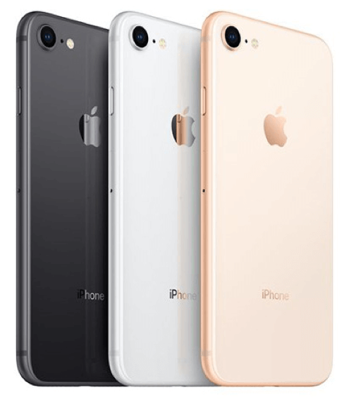 iPhone 8 Space Grey, Gold en Silver