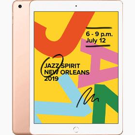 Refurbished iPad 2019 Goud 32GB Wifi