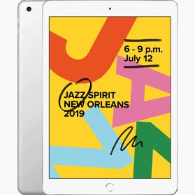 Refurbished iPad 2019 Zilver 32GB Wifi