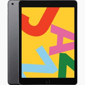 Refurbished iPad 2019 Space Grey 32GB Wifi