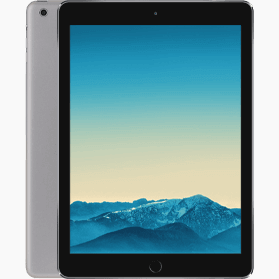 Refurbished iPad Air 2 Space Grey 16GB 4G