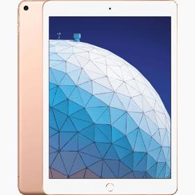 Refurbished iPad Air 3 (2019) 256GB Gold Wifi