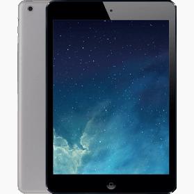 Refurbished iPad Air 16GB Space Grey Wifi