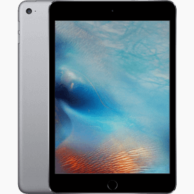 Refurbished iPad Mini 4 16GB Space Grey 4G