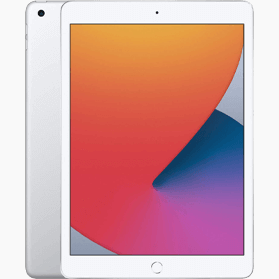 Refurbished iPad 2020 128GB Zilver Wifi
