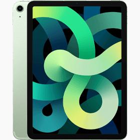 Refurbished iPad Air 2020 256GB Groen