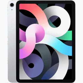 Refurbished iPad Air 2020 256GB Zilver