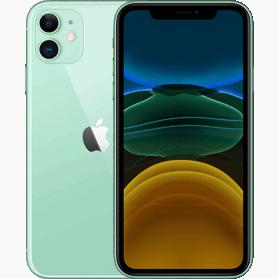 Refurbished iPhone 11 64GB Groen