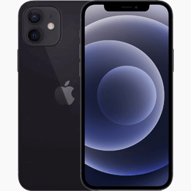 iPhone 12 refurbished Zwart