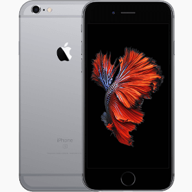 Refurbished iPhone 6S Plus Space Grey