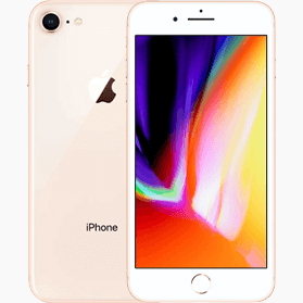 Refurbished iPhone 8 64GB Goud