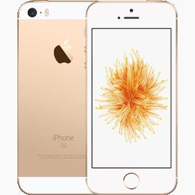 Refurbished iPhone SE 2016 16GB Gold