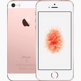 Refurbished iPhone SE 2016 16GB Rosegold