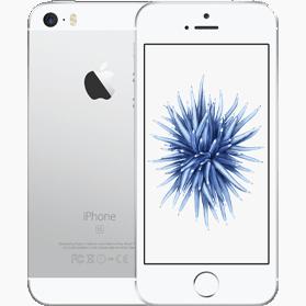 Refurbished iPhone SE 2016 16GB Zilver