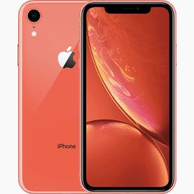 Refurbished iPhone XR 128GB Koraal