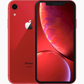 Refurbished iPhone XR 64GB Rood