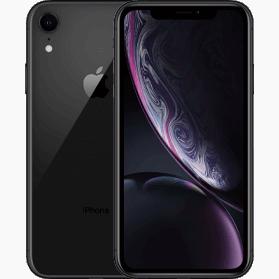 Refurbished iPhone XR 128GB Zwart