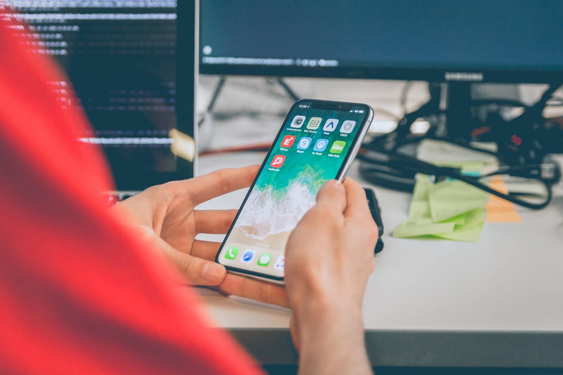 Afmetingen iPhone X, een nieuw standaard formaat