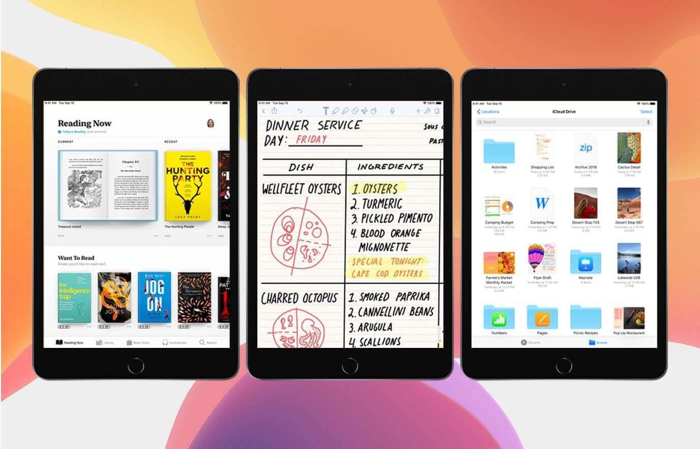 Dit is de iPad Mini 5 uit 2019