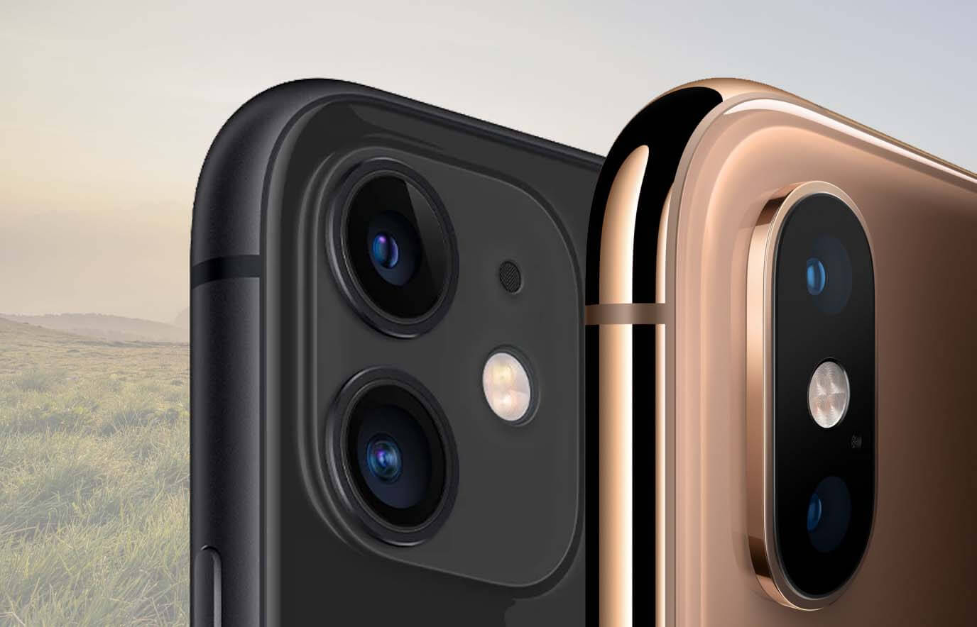 Camera iPhone XS vs 11, wat is het verschil?