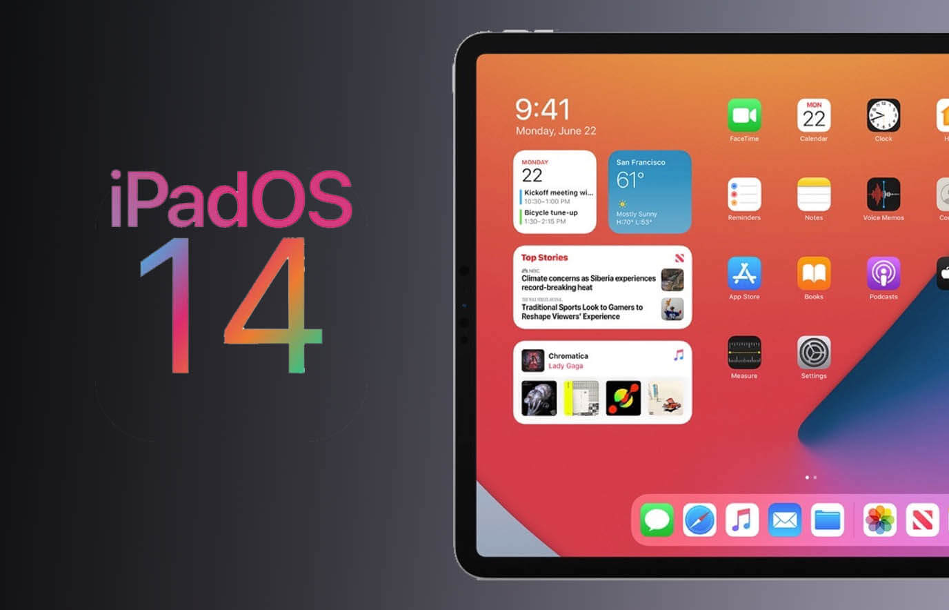 Dit is iPadOS 14