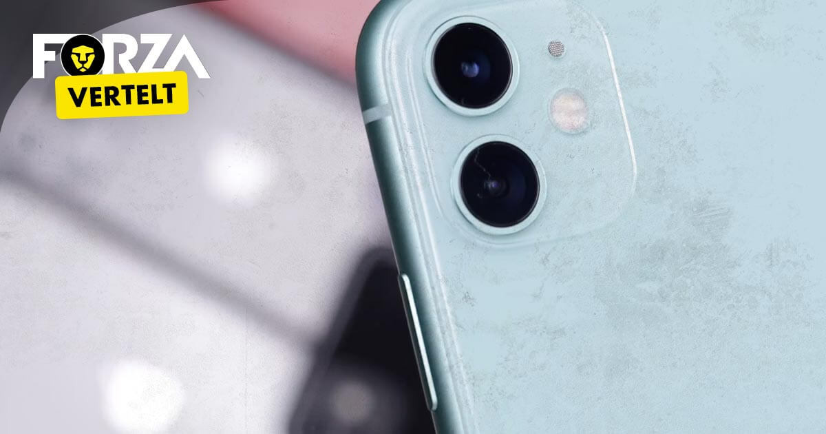 Foto maken iPhone 11 camera