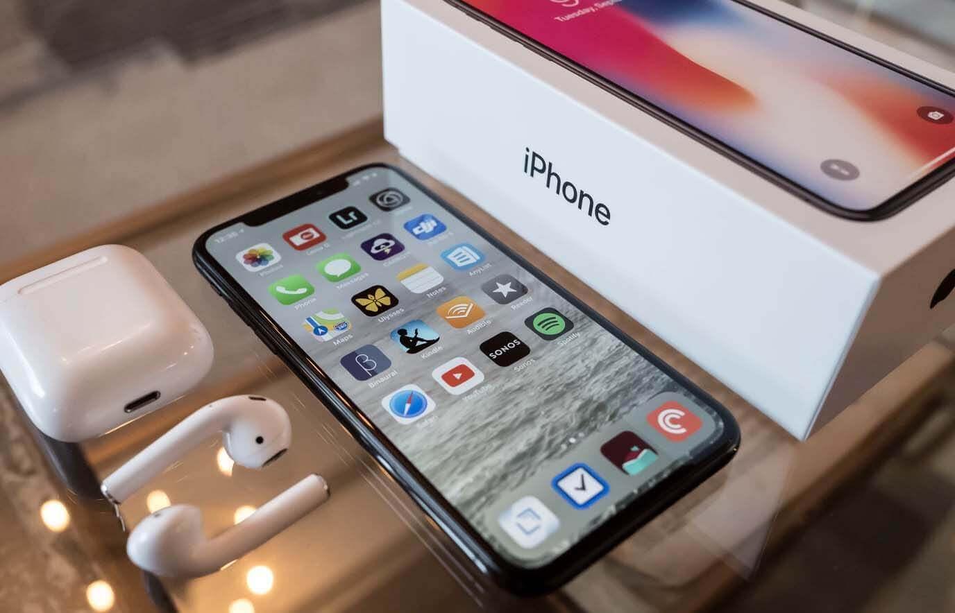 iPhone kopen als los toestel