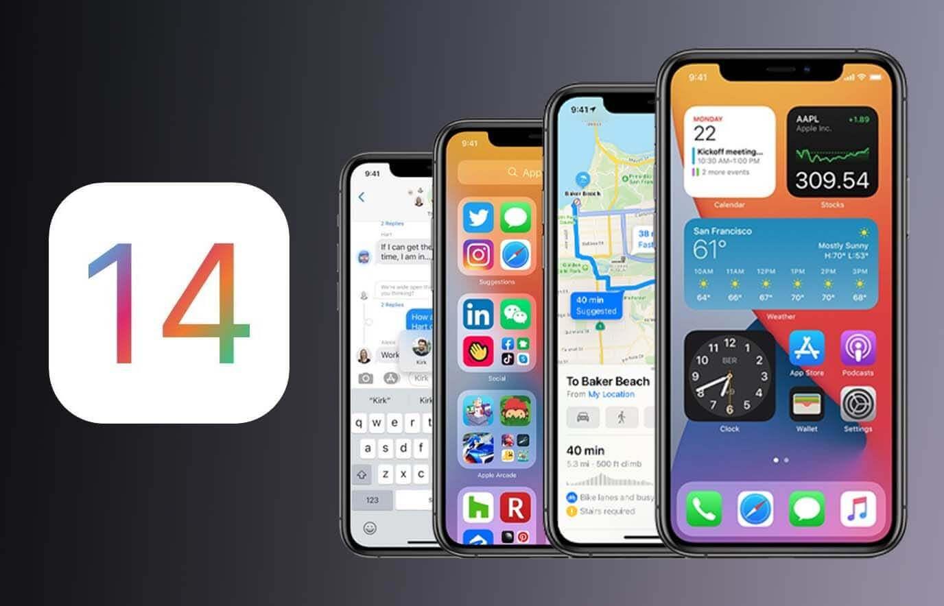 iOS 14: functies en vernieuwingen op een rij