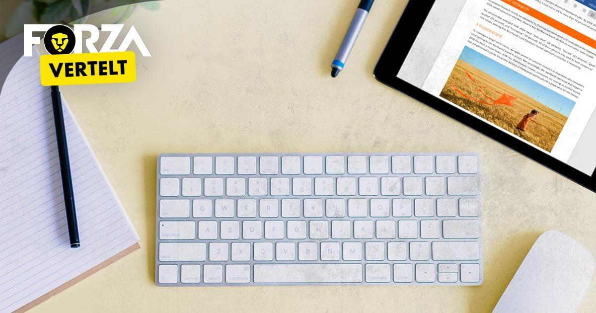 iPad 2018 toetsenbord
