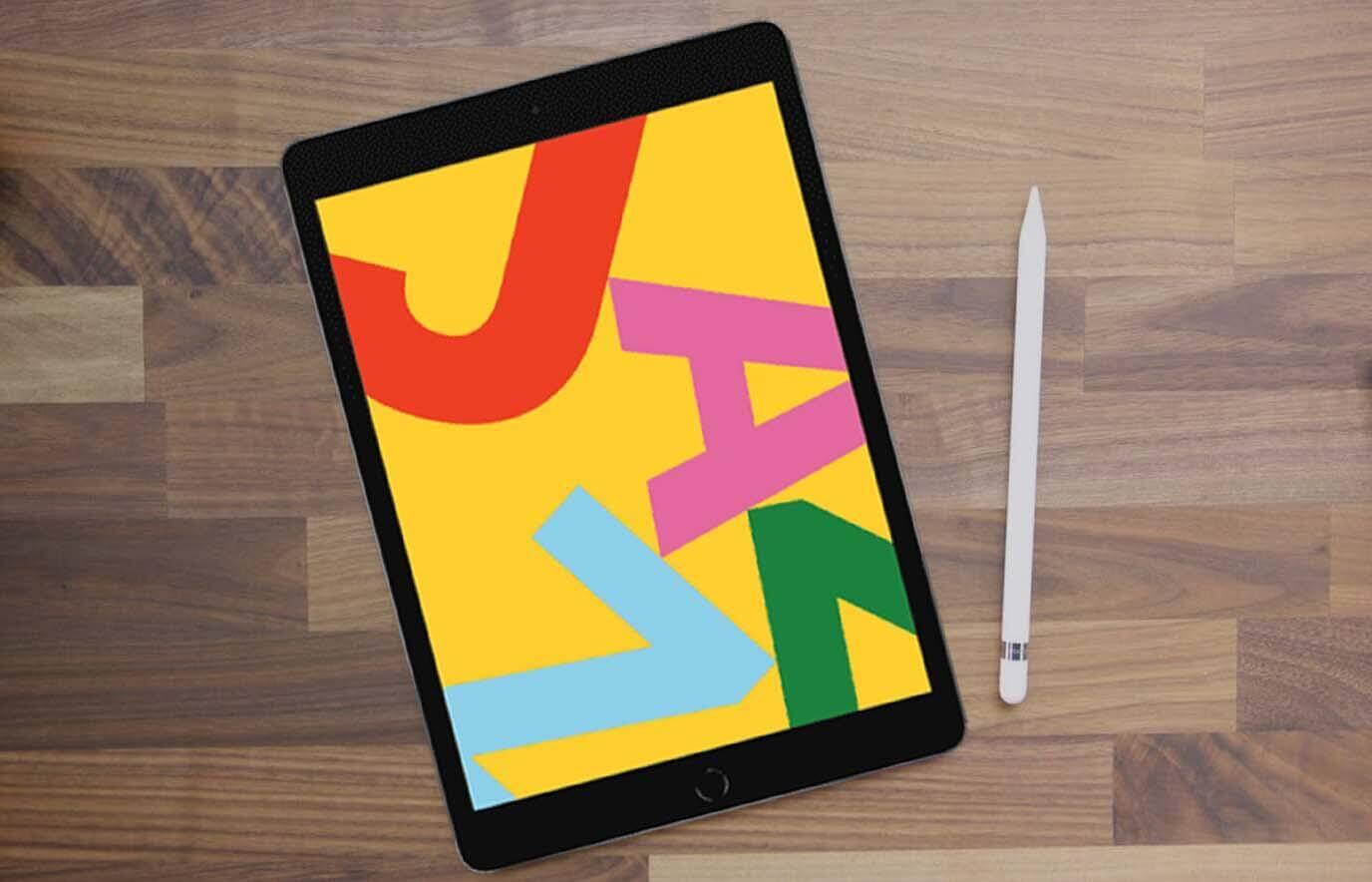 Alles over de iPad 2019