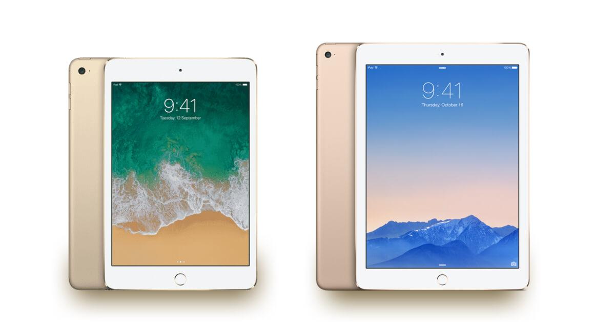 Keuzestress: iPad Air of Mini kopen?