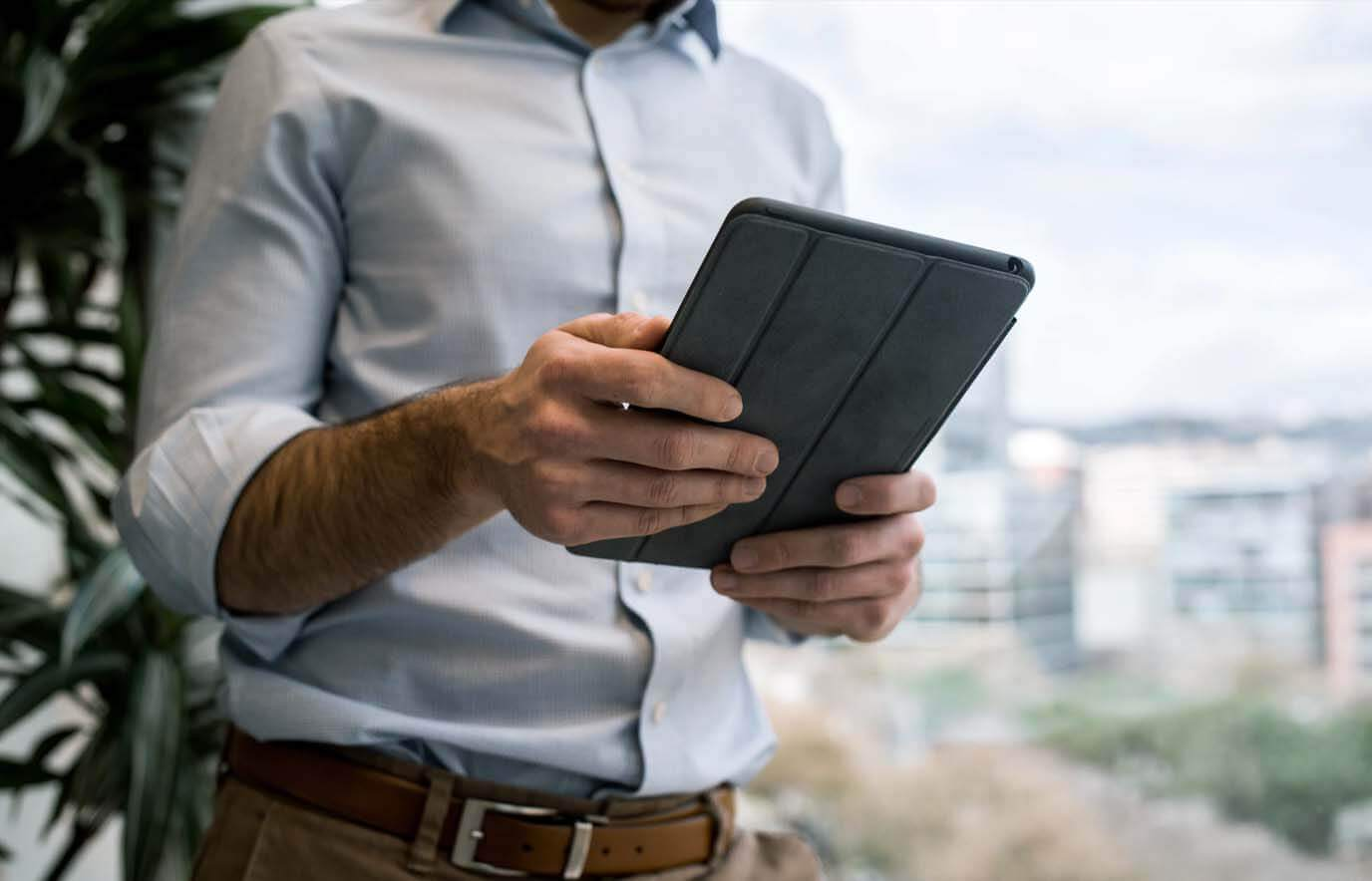 refurbished iPad zakelijk kopen