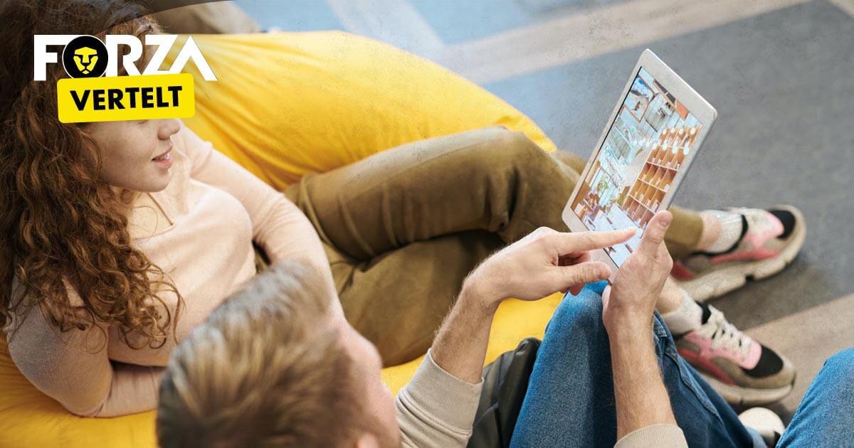 iPad, de basis-serie van Apple