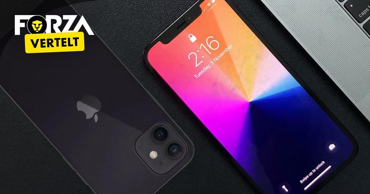 iPhone 12 refurbished kopen