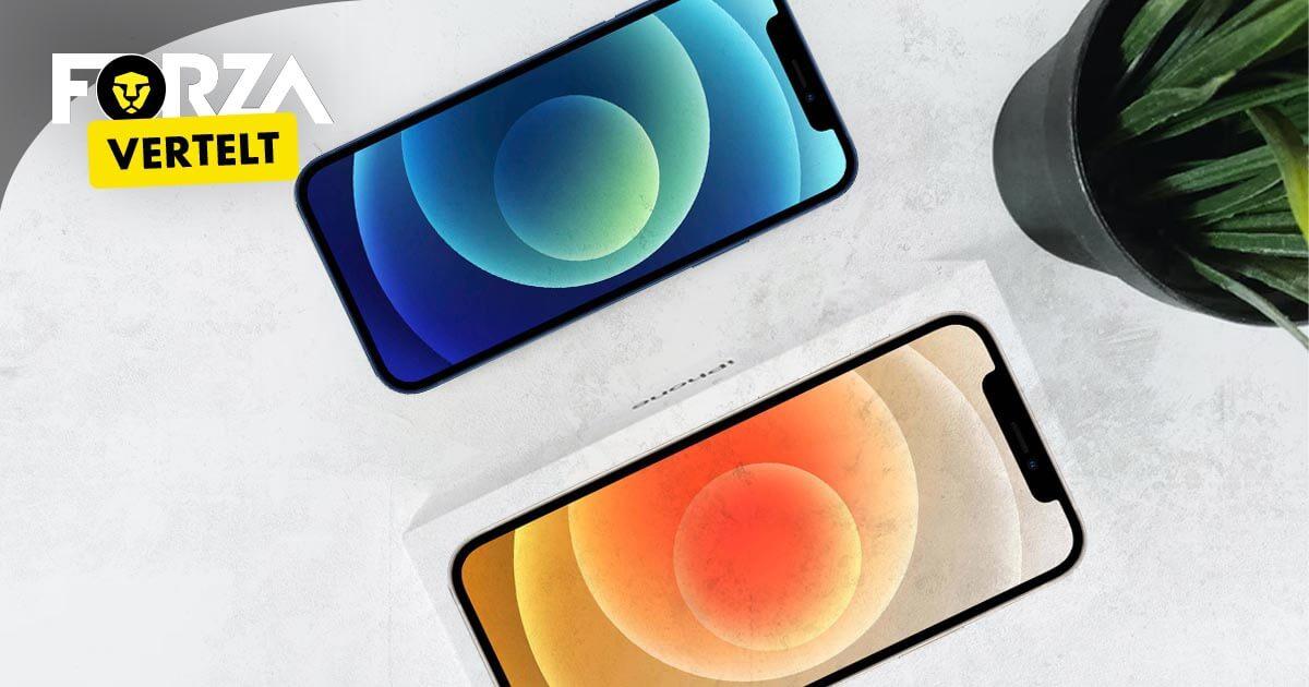 iPhone 12 vs 12 Mini