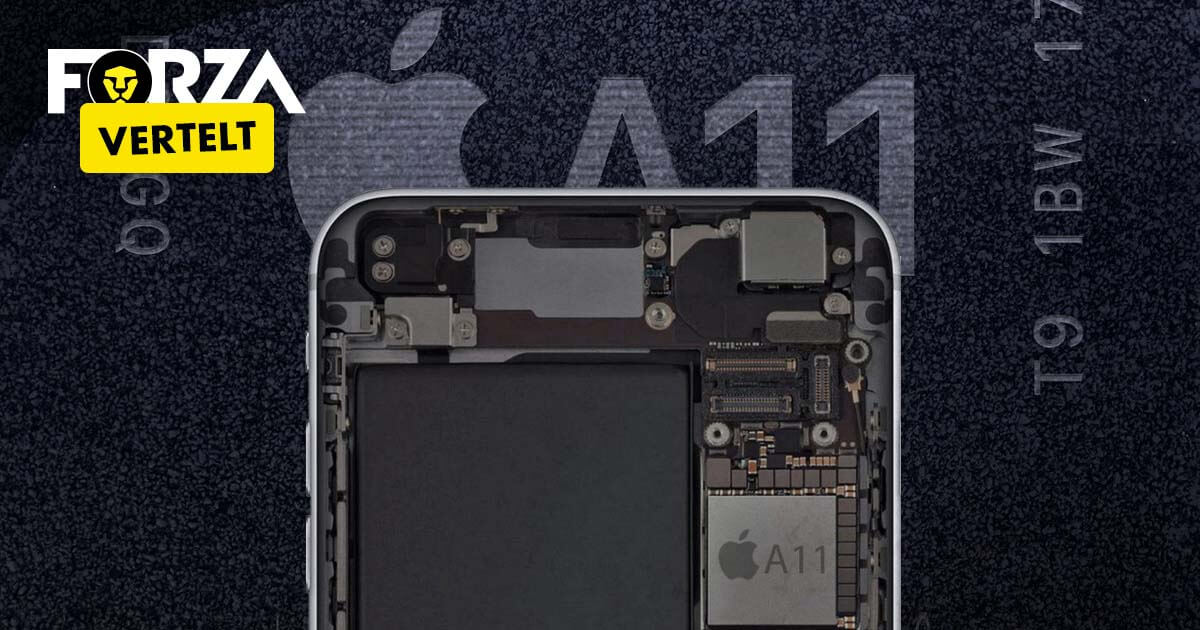 iPhone 8 processor