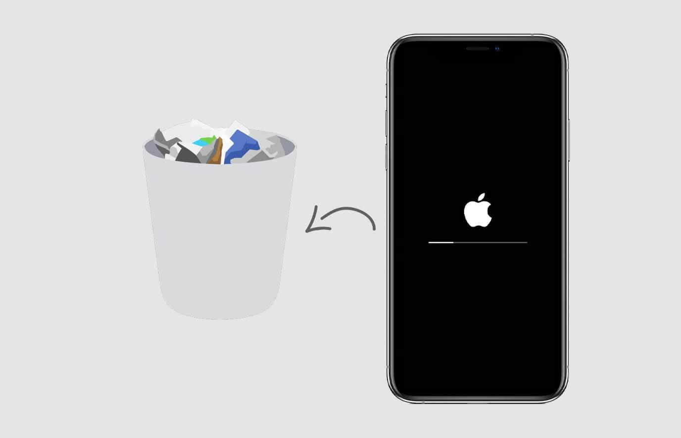 iPhone leegmaken voor verkoop, zó doe je dat