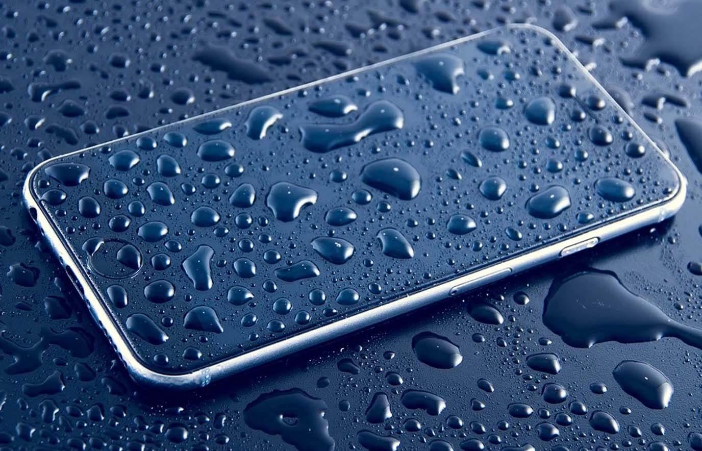 iPhone nat geworden